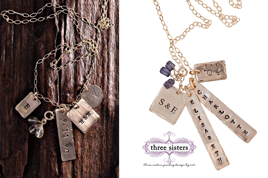 Introducing Three Sisters Jewelry Design and a GIVEAWAY