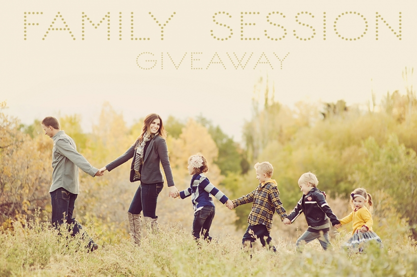 Giveaway Simplicity Photography